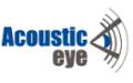 Acoustic eye logo